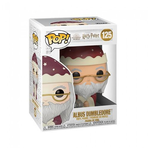 HP HOLIDAY: SILENTE - FUNKO POP FIGURE 125