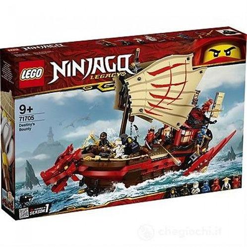 LEGO NINJAGO: BOUNTY DEL DESTINO