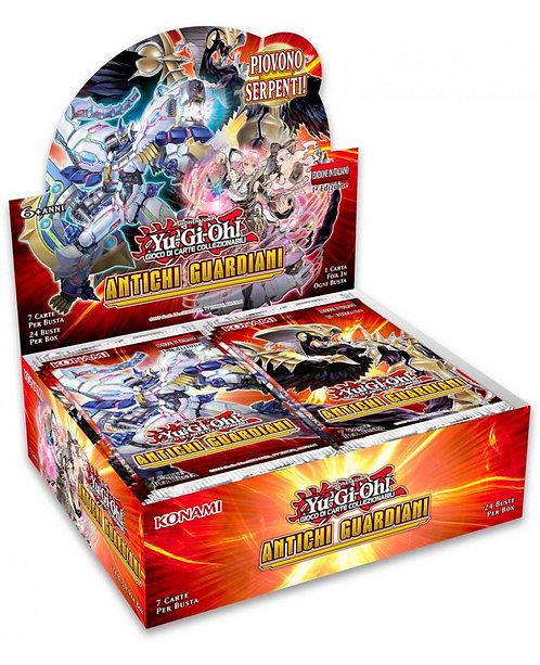 BOX YU-GI-OH! - ANTICHI GUARDIANI