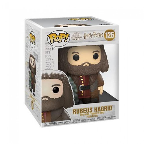 HP HOLIDAY: HAGRID - FUNKO POP FIGURE 126