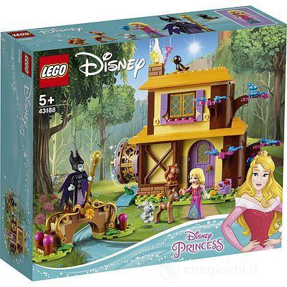 LEGO DISNEY PRINCESS: LA CASETTA NEL BOSCO DI AURORA