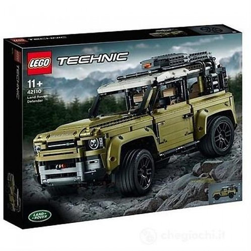 LEGO TECHNIC: LAND ROVERDEFENDER