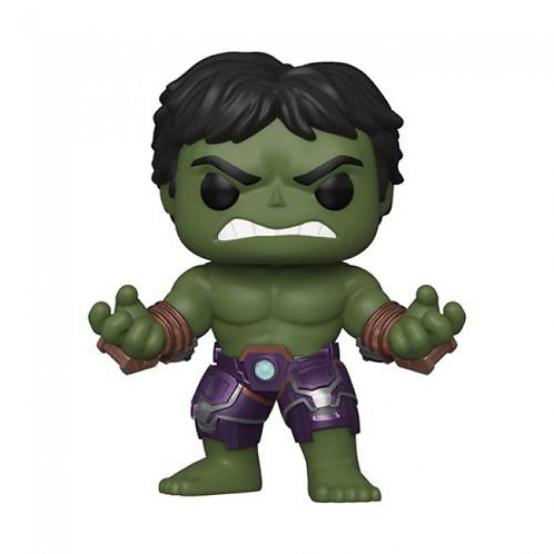 MARVEL AVENGERS 2020 GAME: HULK - FUNKO POP FIGURE 629
