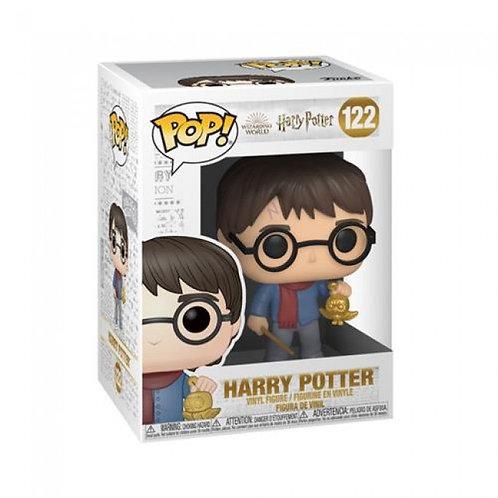HP HOLIDAY: HARRY POTTER - FUNKO POP FIGURE 122