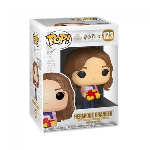 HP HOLIDAY: HERMIONE - FUNKO POP FIGURE 123