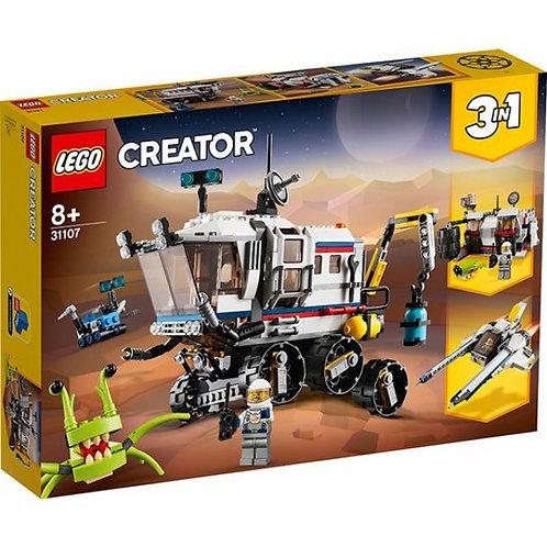 LEGO CREATOR: IL ROVER DIESPLORAZIONE SPAZIALE