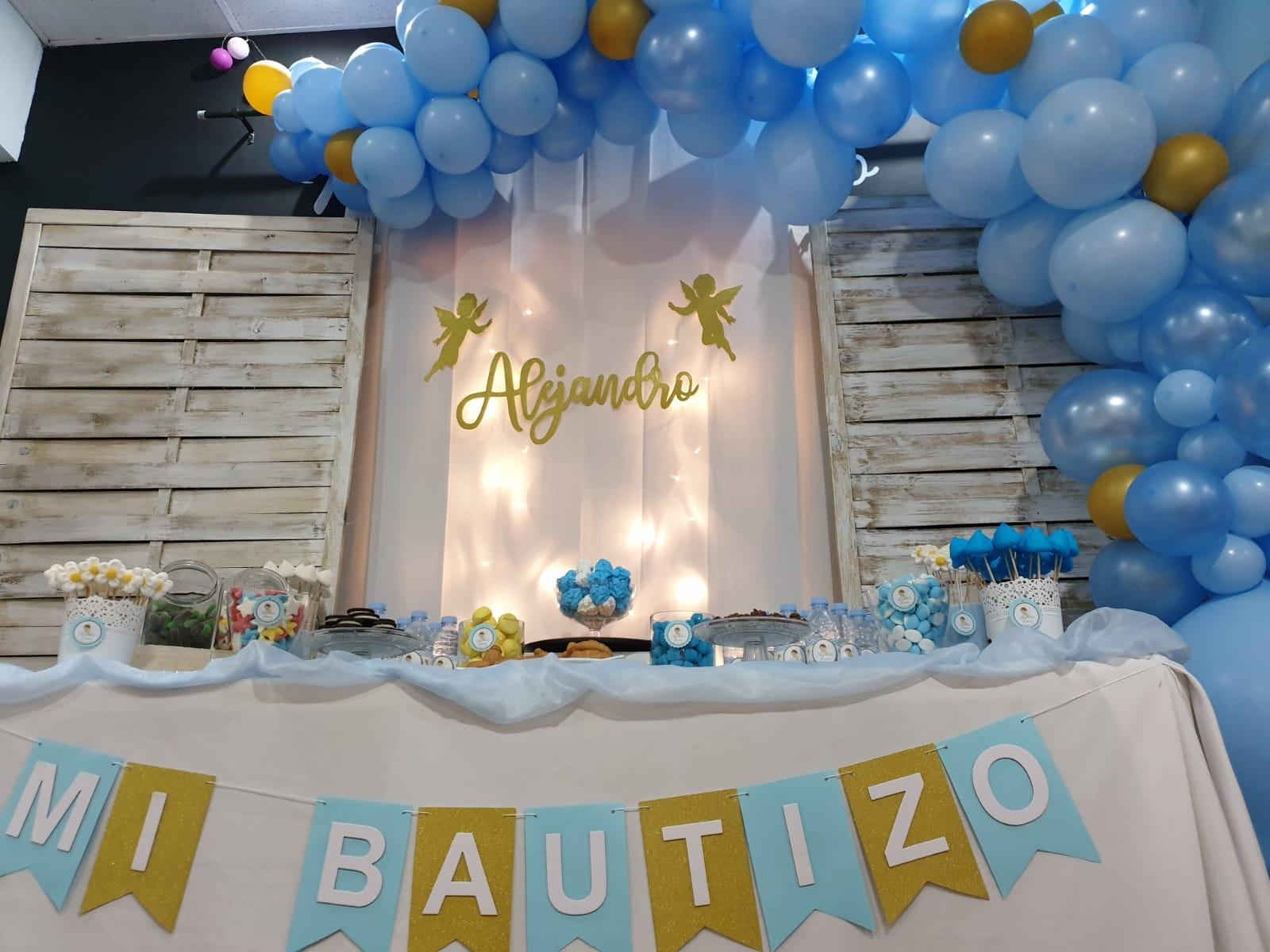 Bautizo Angelitos
