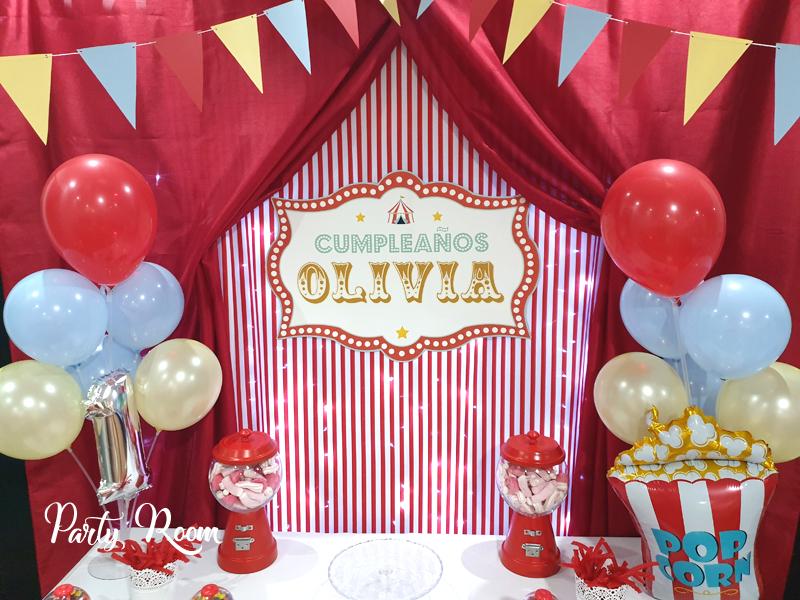 Circo de Olivia