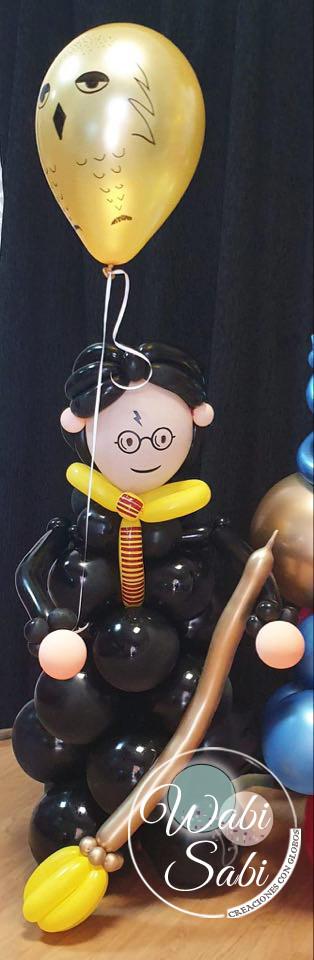 Muñeco de Harry Potter