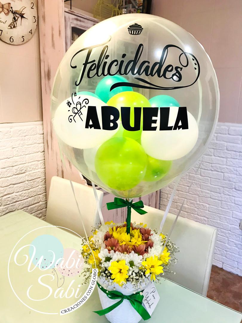 Ballon Flow- Abuela