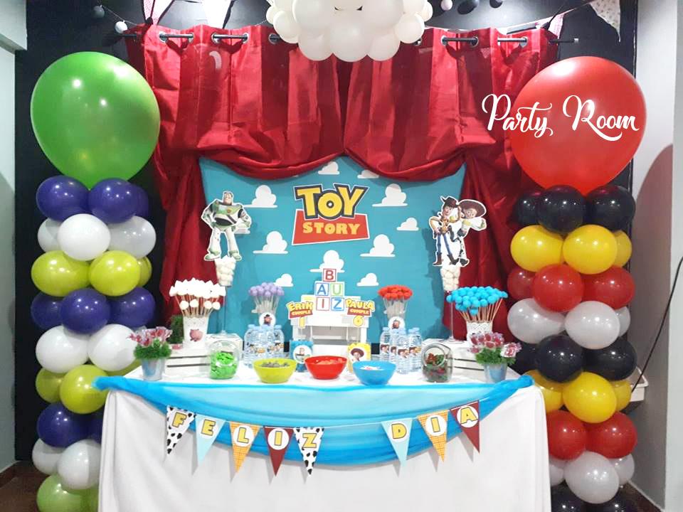Bautizo Toy Story
