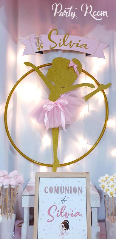 Decoración Bailarina
