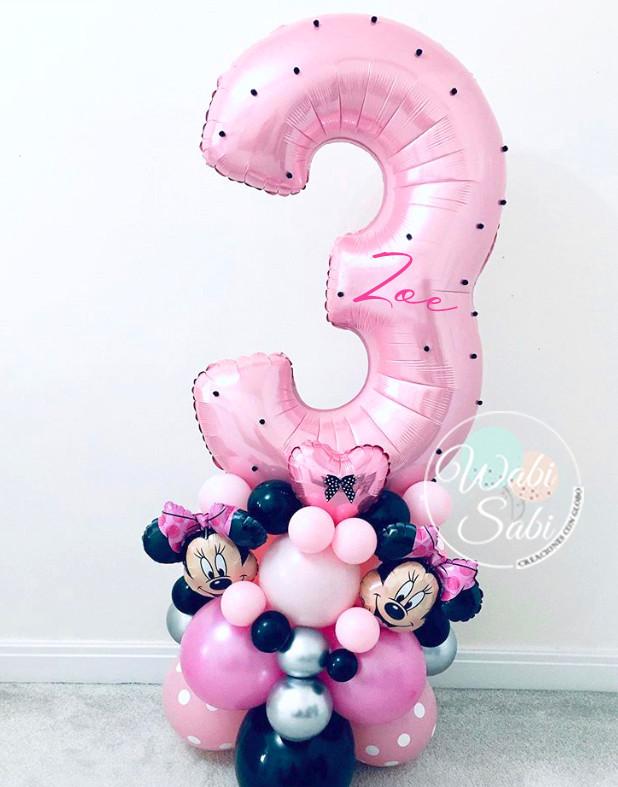 Mini Bouquet Números