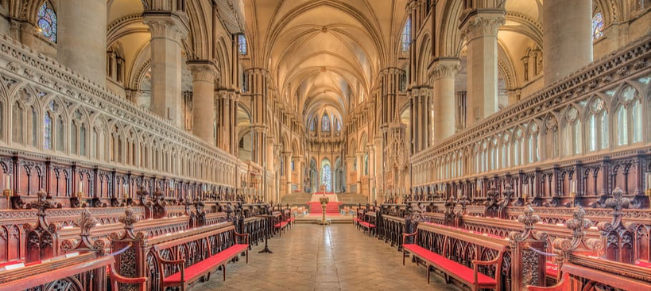 Virtual churches – a list of places to visit