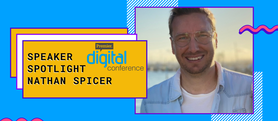 Speaker Spotlight: Nathan Spicer
