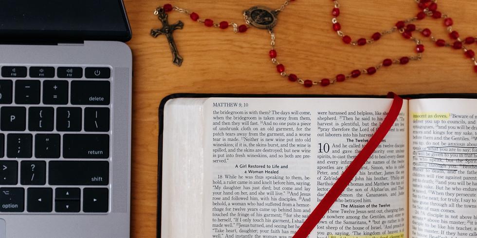 Epiphanies: Meeting God Online