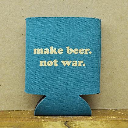 Make Beer. Not War.