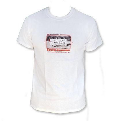 Go To Church T Shirt