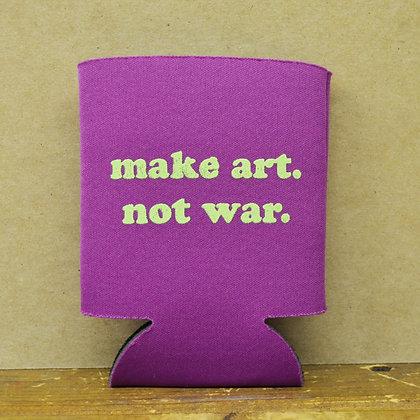 Make Art. Not War.