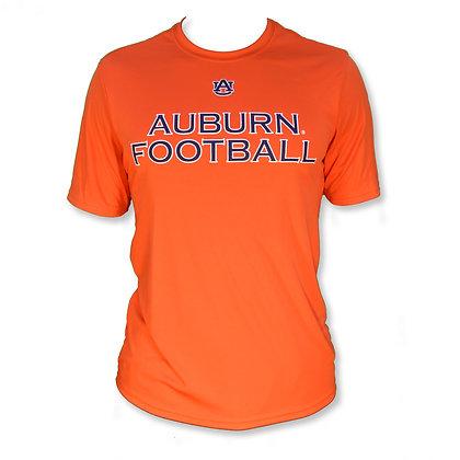 Auburn Football Performance T Shirt