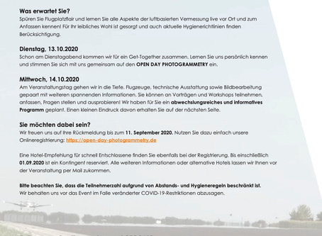 Open Day Photogrammetry in Magdeburg