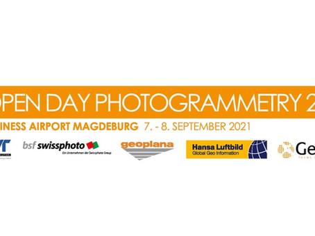 Unser Event-Tipp: Photogrammetrie praxisnah präsentiert