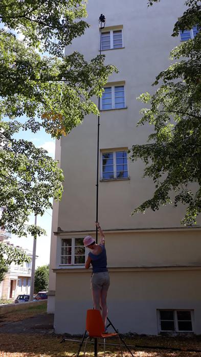 Dokumentation Fassadenzustand
