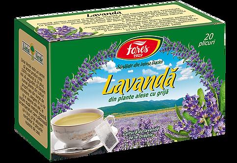 Lavanda, ceai, 20 plicuri