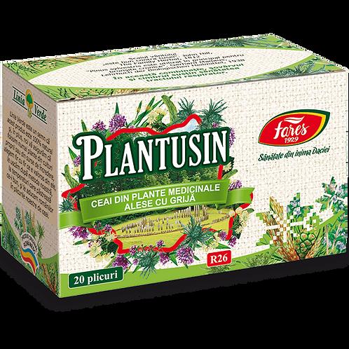 Plantusin antibronsic, ceai, 20 plicuri