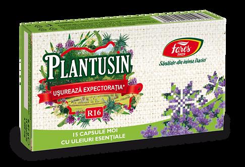 Plantusin Usureaza Expectoratia, 15 capsule moi