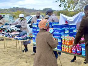 サイクロンイダイ復興支援 @ジンバブエ共和国