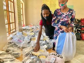 Covid-19 緊急物資支援 @ボツワナ共和国