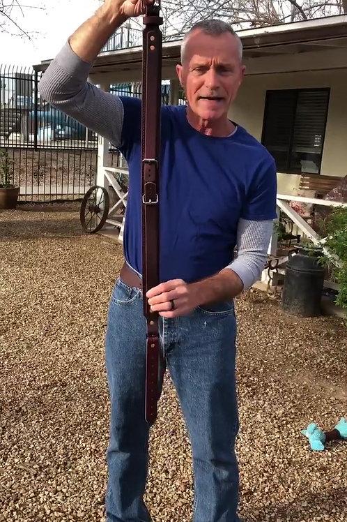 3D Archery Belt