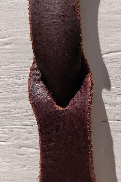 Non Sheepskin Lined Blood Knot Sling (No Holes, No Stencil)