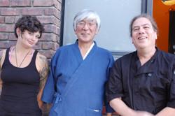 Cori Ander, Yodo Kurahashio, Chef