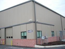 Kutztown University Metal Building