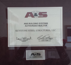 A&S Authorized Builder