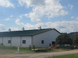 Grange Fair Metal Building