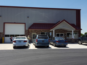 Raber's Tires Grand Opening