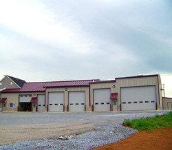Donovan Transport Metal Building