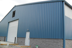 Fort Indiantown Gap Steel Warehouse