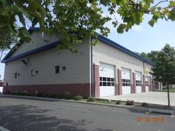 Eddystone Firehouse Metal Building