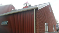 East Bradford Metal Building