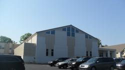 New Life Center Metal Building