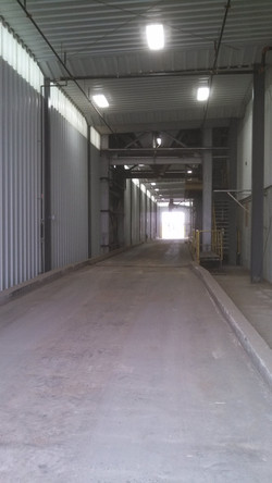 Cargill Load Out Structures