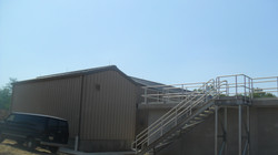 Cheyney University Metal Building