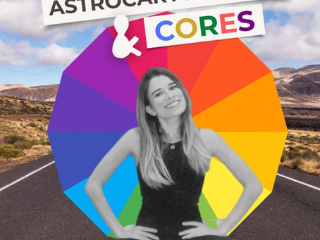 Cores na Astrocartografia