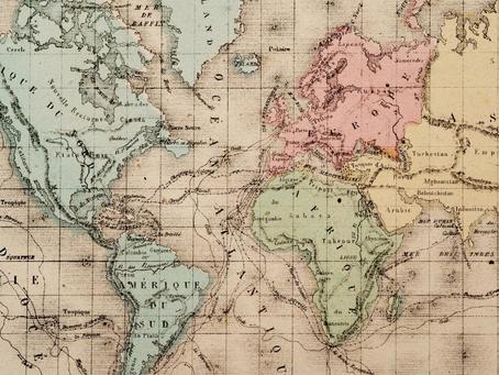 Participação em Podcast - O que é Astrocartografia