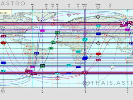 Parans na Astrocartografia