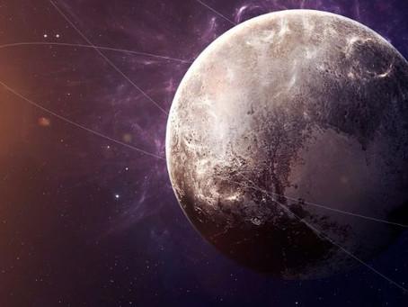 A viagem de Plutão - Trânsitos